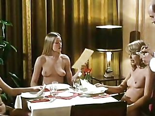 Whorish German Retro Dame Plays Titillating Intercourse Games With Gfs