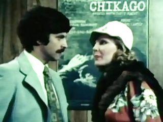 Jeffrey Hurst & Rebecca Brooke In Antique Soap Opera Spoof...