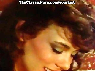 Retro Flick Featuring Debbie Evans, Blair Harris, Don Fernando