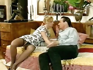 Sugary German Lady Is Face-sitting Her Paramour So She Gets Her...